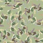 Abstraktes Feld-Camouflage Vektor Ornament