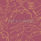 Holiday Fever Pattern Design