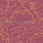 Reisefieber Muster Design