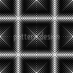 Squared Holes Seamless Vector Pattern Design