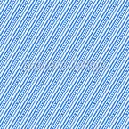 Diagonale Zacken Nahtloses Vektormuster