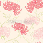 Margeritenblüten Musterdesign