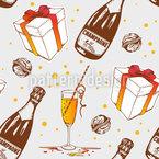 Champagner Designmuster
