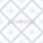 Illusional Chequer Seamless Vector Pattern Design