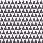 Triângulo Elegante Design de padrão vetorial sem costura