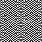 Simple Rhombuses Seamless Vector Pattern Design