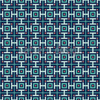 Quadrati E Punti disegni vettoriali senza cuciture