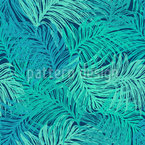 Day In The Jungle Seamless Vector Pattern Design