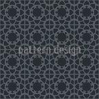 Mechanische Fliese Muster Design