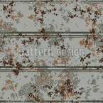 Camouflage Stripe Seamless Vector Pattern Design