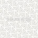 Dreieckige Geometrie Nahtloses Vektormuster