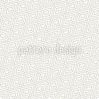 Dreieck Spiralen Rapportiertes Design