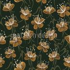 Dynamische Blumen Vektor Design