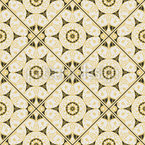 Royal Arabic Dream Seamless Pattern
