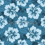 Hawaiian Dream Seamless Vector Pattern Design