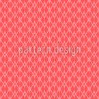 Filigranes Wellengitter Designmuster