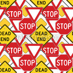 Traffic Signs Pattern Design