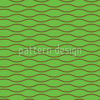 Mountain And Valley Seamless Vector Pattern Design
