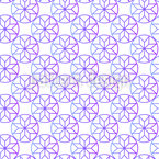 Kreis Sterne Vektor Ornament