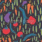 Ratatouille Repeating Pattern