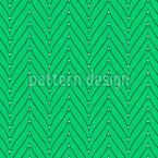 Kordeln Mit Perlen Muster Design