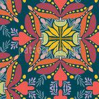 Marokkanischer Mosaikteppich Rapport