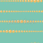 South Sea Pearls Pattern Design