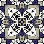 Tiffany Vector Pattern