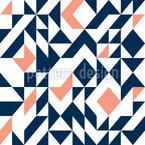 Malme Design de padrão vetorial sem costura
