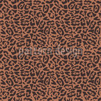 Dangerous Leopard Seamless Vector Pattern Design