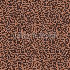 Gefährlicher Leopard Vektor Design