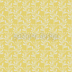 Solar Straw Seamless Vector Pattern Design