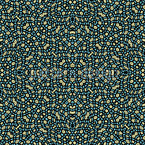 Kaleidoscope Gardens Seamless Vector Pattern Design