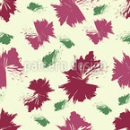 Explosion Flower Repeating Pattern