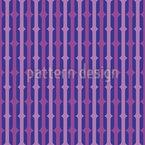 Stängel Mit Dornen Rapportiertes Design