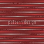 Dotted Stripe Seamless Vector Pattern Design
