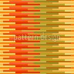 重なり合う箸 シームレスなベクトルパターン設計