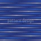 Horizontale gepunktete Streifen Vektor Ornament