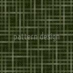 Dark Dotted Dream Seamless Vector Pattern Design