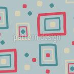Doodled Squares Vector Design