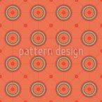 Kreise Und Linien Designmuster