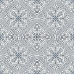 Lineare Vintage Geometrie Vektor Muster
