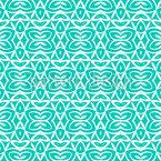 Symmetrische Formen Nahtloses Vektormuster