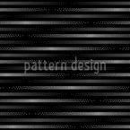 Dark Dotted Stripes Seamless Vector Pattern Design