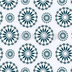 Flower Maths Pattern Design