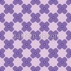 ライラックの花 シームレスなベクトルパターン設計