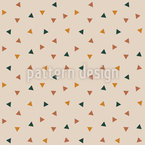 Small Triangle Seamless Vector Pattern Design