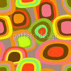 Jumble Seamless Vector Pattern Design