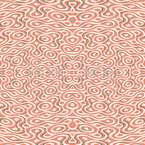 Optical Illusion Seamless Vector Pattern Design