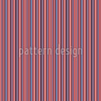 Bubble Gum Stripes Seamless Vector Pattern Design